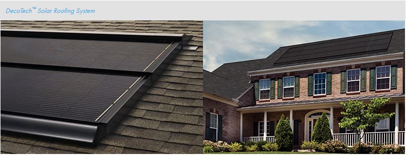 Roofing King Inc.DecoTech Solar Roofing System