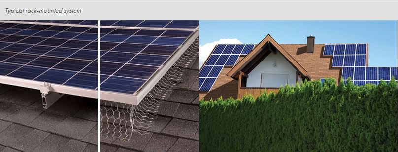 Roofing King Inc. Images DecoTech Solar Roofing System